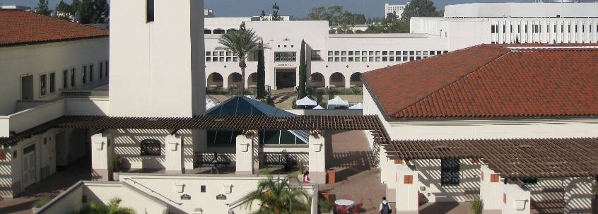 cropped photo by SDSU, view of MH from SSE